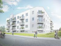 Prodej bytu 1+kk v osobním vlastnictví 43 m², Zbůch