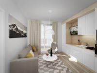 Prodej bytu 2+kk v osobním vlastnictví 47 m², Zbůch