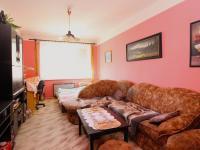 obývací pokoj (Prodej bytu 2+1 v osobním vlastnictví 62 m², Nýřany)