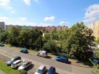 pohled z okna (Prodej bytu 3+1 v osobním vlastnictví 66 m², Plzeň)