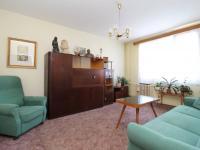obývací pokoj (Prodej bytu 3+1 v osobním vlastnictví 66 m², Plzeň)