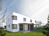 vizualizace (Prodej domu v osobním vlastnictví 121 m², Plzeň)