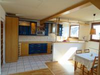 Kuchyně s jídelnou - Prodej bytu 4+kk v osobním vlastnictví 126 m², Plzeň