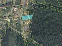 katastrální orofotka - Prodej domu v osobním vlastnictví 308 m², Zbůch