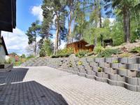 venkovní zpevněné plochy - Prodej domu v osobním vlastnictví 308 m², Zbůch