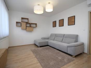 obývací pokoj - Pronájem bytu 2+kk v osobním vlastnictví 81 m², Plzeň