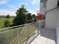 balkon č. 1 - Pronájem bytu 2+kk v osobním vlastnictví 99 m², Plzeň