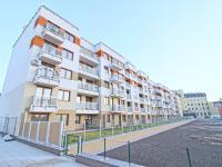 dům z venku - Pronájem bytu 1+kk v osobním vlastnictví 29 m², Plzeň