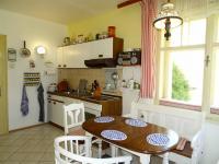 Přízemí - kuchyně s jídelním koutem - Prodej chaty / chalupy 180 m², Teplá