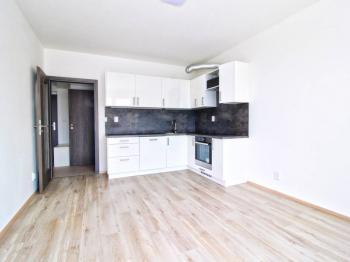 pokoj s kuchyňským koutem - Pronájem bytu 2+kk v osobním vlastnictví 63 m², Plzeň