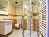koupelna s WC - Pronájem bytu 2+kk v osobním vlastnictví 63 m², Plzeň