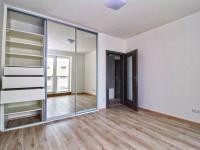 ložnice s vestavnou skříní - Pronájem bytu 2+kk v osobním vlastnictví 63 m², Plzeň