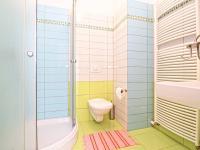 horní koupelna - Prodej bytu 4+kk v osobním vlastnictví 122 m², Plzeň