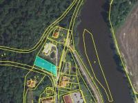 Prodej pozemku 1064 m², Hluboká nad Vltavou