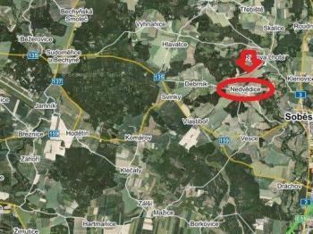 Prodej pozemku 15340 m², Soběslav