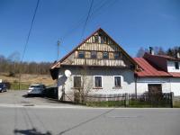 čelní pohled na dům (Prodej domu v osobním vlastnictví 140 m², Nicov)