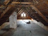 půda (Prodej domu v osobním vlastnictví 140 m², Nicov)