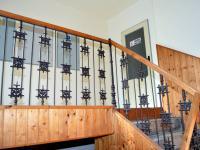 Schodiště do 2.NP (Prodej penzionu 800 m², Zdíkov)