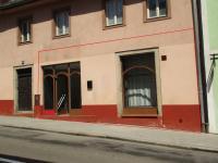 Pronájem komerčního objektu 52 m², Jindřichův Hradec