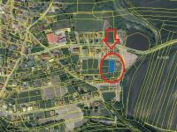 Prodej pozemku 1032 m², Borotín