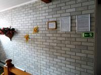 Povinná označení a provozní řády penzionu. (Prodej penzionu 551 m², Nezdice na Šumavě)