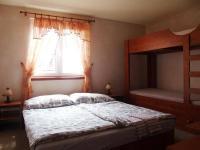Čtyřlůžkový pokoj. (Prodej penzionu 551 m², Nezdice na Šumavě)