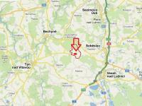 Prodej pozemku 87581 m², Komárov