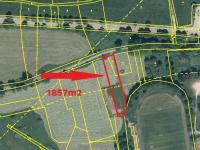 Prodej pozemku 1857 m², Volary