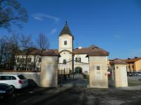 Zámek. - Prodej pozemku 1362 m², Osek