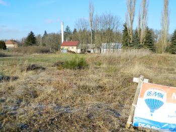 Pohled na pozemek. - Prodej pozemku 1362 m², Osek