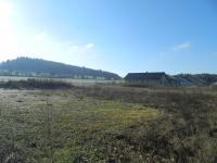 Výhled na okolí. - Prodej pozemku 1362 m², Osek