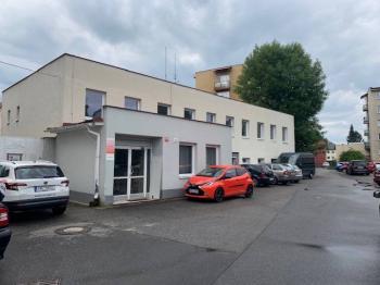 Pronájem komerčního objektu 1240 m², České Budějovice
