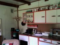 Interiér domku. (Prodej pozemku 959 m², Opařany)