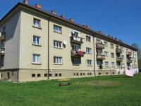 Prodej bytu 2+1 v osobním vlastnictví 75 m², Bechyně