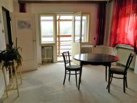 Pokoj s lodžíí. (Prodej domu v osobním vlastnictví 321 m², Lom)