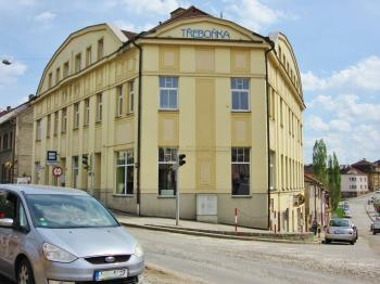Pronájem kancelářských prostor 200 m², Tábor