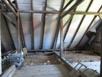 Podkroví nad obytnou částí (Prodej domu v osobním vlastnictví 384 m², Lodhéřov)