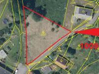 Prodej pozemku 1009 m², Nicov