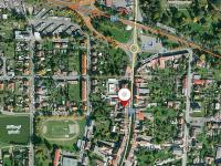 Letecký snímek. - Prodej domu v osobním vlastnictví 520 m², Milevsko