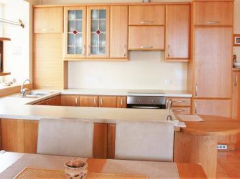 Kuchyň. - Prodej domu v osobním vlastnictví 520 m², Milevsko