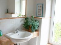 Koupelna a WC v přízemí. - Prodej domu v osobním vlastnictví 520 m², Milevsko