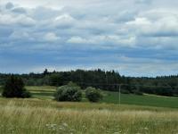 Krásné okolí. - Prodej pozemku 1548 m², Vráž