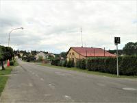 Průtah Vráží. - Prodej pozemku 1548 m², Vráž