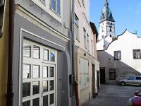 Pronájem obchodních prostor 110 m², Jindřichův Hradec