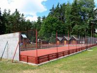 Hřiště na volejbal a nohejbal - Prodej chaty / chalupy 1547 m², Roudná