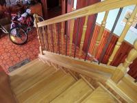 Schodiště do bytu v 1. patře. - Prodej domu v osobním vlastnictví 252 m², Sedlice