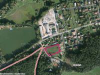 Prodej pozemku 5194 m², Roudná