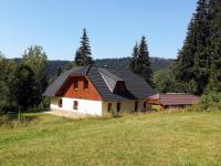 Prodej RD s ubytováním v NP Šumava (Prodej penzionu 220 m², Strážný)