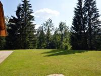 Zadní část pozemku  (Prodej penzionu 220 m², Strážný)