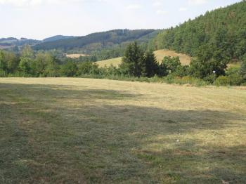 Prodej pozemku 6059 m², Lhenice